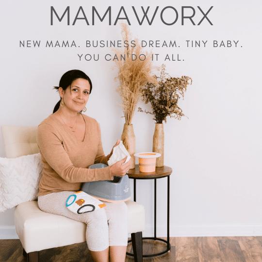 the mamaworx program by andrea olson